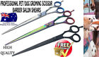 NEW Professional Pet Dog Grooming Scissors Cutting Straight Blade Shears