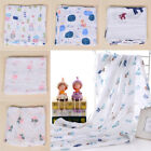 baby bamboo blanket - Comfort Bamboo Fiber Kids Baby Swaddle Blanket Wrap 6 Different Styles Colorful