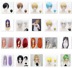 Curly Fashion Cosplay Costume Party Hair Anime Wigs Full Hair Wavy Wig