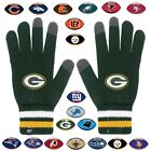 Officially Licensed NFL Jumble Knit Gloves by '47 Brand 482576-J $14.4 USD on eBay