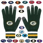 Officially Licensed NFL Jumble Knit Gloves by '47 Brand 482576-J on eBay