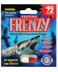 Feeding Frenzy Ultimate Enhancement Supplement Sex Libido - Select Your Quantity