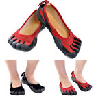 Women Men Sports Fingers Toes Shoes Socks Barefoot Trainer shoes Running fitness