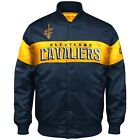 Exclusive: Authentic Cleveland Cavaliers Official NBA nylon showtime jacket on eBay