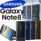 SAMSUNG Galaxy Note8 SM-N950 genuine CLEAR VIEW STANDING Cover EF-ZN950 NEW