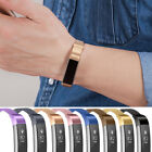 9 Color Replacement Milanese Loop Stainless Steel Watch Band For Fitbit Alta/HR