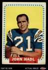 1964 Topps #159 John Hadl Chargers VG $11.5 USD on eBay
