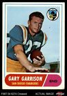 1968 Topps #36 Gary Garrison -  Chargers VG $0.99 USD
