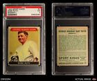 1933 Goudey Sport Kings #2 Babe Ruth  Yankees PSA 3 - VG