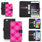pu leather wallet case for iphone 5s excellent pictoral