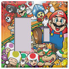 Super Mario 4 - Light Switch Covers Home Decor Outlet