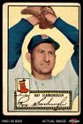 #43 Ray Scarborough Red Sox FAIR