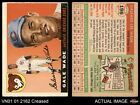 1955 Topps #196 Gale Wade Cubs VG