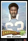 1975 Topps #44 Doug Wilkerson Chargers EX/MT $1.35 USD on eBay