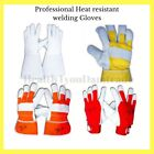 Heat resistant Welding Gloves Precision work TIG WELDING.