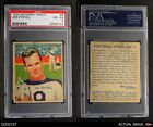 1935 National Chicle #8 Jim Zyntell  PSA 4 - VG/EX