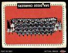 1964 Topps #175 San Diego Chargers Team POOR $1.55 USD on eBay