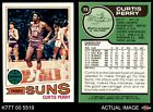 1977 Topps #72 Curtis Perry Suns NM