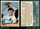 1965 Topps #297 Dave DeBusschere White Sox NM