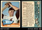 1965 Topps #297 Dave DeBusschere White Sox VG EX