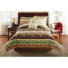Comforter set Fishing Bedding twin full queen king Color coordinated sheets NEW