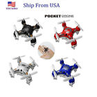 FQ777-124 Quadcopter Filch Drone Mini Micro RC UFO 6-Axis RTF Fly oys 4CH US #D