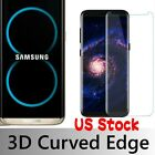 Full Tempered Glass Screen Protector For Samsung Galaxy S8 S8 Plus NOTE 8 Lot