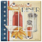 American Diner - Light Switch Covers Home Decor Outlet