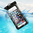 Waterproof Underwater Dry Pouch Bag Case Cover for iPhone Samsung Floatable