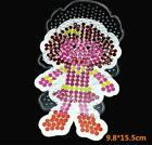 5mm PP Perler Hama Beads General Template Pegboard Funny DIY Toys For Children