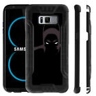 For Samsung Galaxy S8 G950 (2017) Shock Resistant Case Hybrid Dual Bumper Cover