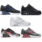 big kids air max 90 - Nike 833412 Kid's Air Max 90 Leather Running Shoes