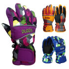 Newly Kids Skiing Glove Winter Windproof Snow Sporting Equip Child Thicken Glove