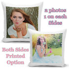 Personalised Photo Cushion Collage Cushion Cover Both Side Printed Custom Print