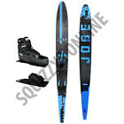 NEW 2018 JOBE EDGE SLALOM WATER SKI - OPTIONAL JOBE ROGUE BINDING