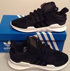 Authentic Men's Adidas EQT Support ADV Sneakers/Trainers Black UK 6.5 TO 10.5