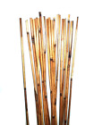 Natural bamboo Stakes Over 5 Feet Tall - Pack of 20