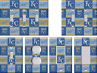 MLB Kansas City Royals 2 - Light Switch Covers Home Decor Outlet on Ebay