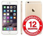 Apple iPhone 6 - 16/64/128GB - All Colours - Unlocked Smartphone - Grade A/B/C