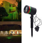 STAR Laser LED Projector Light Landscape Outdoor Garden Xmas Party Decor