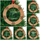 First Christmas In Our NEW HOME Couples Personalised Christmas Tree Decoration
