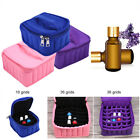 36/16 Grids Portable Essential Oil Carrying Case Nail Polish Bag Holder Storage