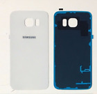 Replacement Samsung Galaxy S6 &amp; S6 Edge Rear Glass Back Battery Cover + Adhesive <br/> FAST FREE DELIVERY  ORIGINAL QUALITY SAMEDAY DISPATCH