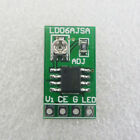 DC 3-6V 1.5A Adjustable LED Driver PWM Controller DC-DC Constant Current Module