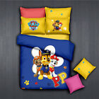 *** Paw Patrol Queen Bed Quilt Cover Set - Flat or Fitted Sheet ***