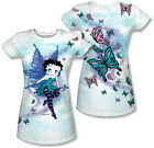 Betty Boop - Juniors Sparkle Fairy T-Shirt $39.95 USD