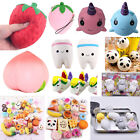 1/10/20/30 Pcs Random Squishy Lot Slow Rising Kawaii Cute Animal Toy Collections