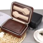 US STOCK!! 2/4/8 Grids Travel Watch Box PU Leather Storage Case Organizer GiftBoxes, Cases & Watch Winders - 173695