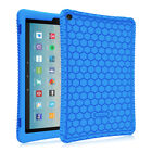 """For Amazon Fire HD 10 10.1"""" 9th Generation 2019 Tablet Silicone Case Back Cover"""