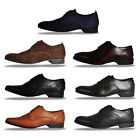 Base London Mens Leather Casual Formal Dress Shoes from